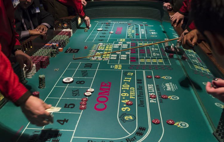 Best Craps Players