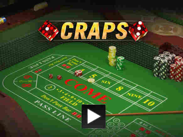 how to play craps casino game online